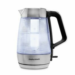 Morphy Richards Vetro Dual Wall Glass Kettle 108010