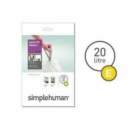 Simplehuman 20Ltr Butterfly Liners CW0164