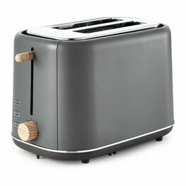 Tower Scandi 2 Slice Toaster Grey T20027G