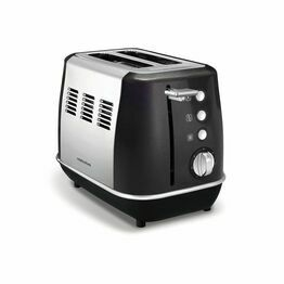 Morphy Richards Evoke 2 Slice Toaster Black 224405