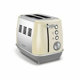 Morphy Richards Evoke 2 Slice Toaster Cream 224407
