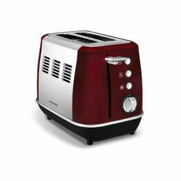 Morphy Richards Evoke 2 Slice Toaster Red 224408
