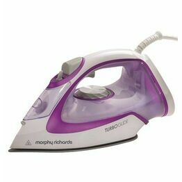 Morphy Richards Turbo Glide 40g Steam Iron 302000