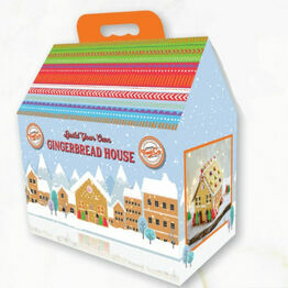 Build Your Own Gingerbread House