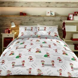 Bedlam Duvet Cover Set Elfie