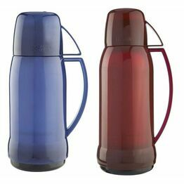 Thermos Jupiter 38 Flask - 1ltr Assorted colours