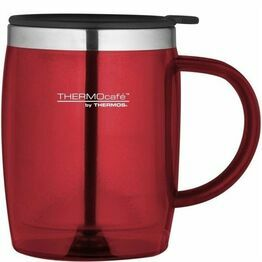 Thermocafe by Thermos Desk Mug Red 0.45ltr
