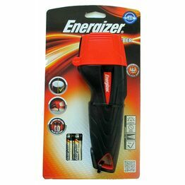 Energizer Rubber Torch LED 2AA