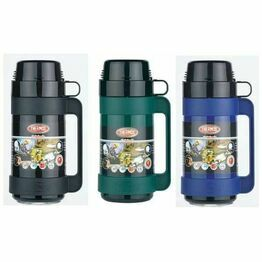 Thermos Mondial 0.5ltr Flask - Assorted colours
