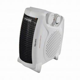Dual Position Fan Heater 2000watt