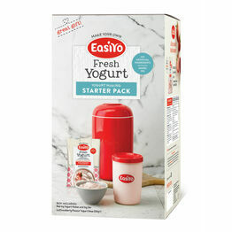 EasiYo Yogurt Maker Starter Kit Red