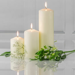 Altar Candle 200x80mm - Prices Candles