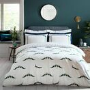 Sophie Allport Bedding Peacock Duvet Cover Set additional 1
