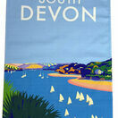 Glorious South Devon 100% Premium Cotton Tea Towel additional 4