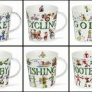 Dunoon Cairngorm Fine Bone China Mug - Sporting Antics Designs additional 1