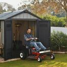 Keter Oakland 759 Outdoor Plastic Shed 17201311 additional 1