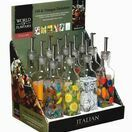 World of Flavours Italian Oil and Vinegar Drizzler additional 1