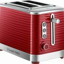 Russel Hobbs 24372 2 Slice Toaster Inspire Red additional 1