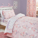 Bedlam Duvet Cover Set Mermaid Pink Single Bed additional 1