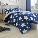 Bedlam Duvet Cover Set Stars Blue additional 1