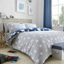 Bedlam Duvet Cover Set Stars Blue additional 2