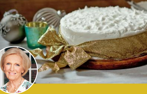 Mary Berry Christmas Cake Recipe