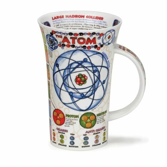 Dunoon Glencoe Fine Bone China Mug - The Atom