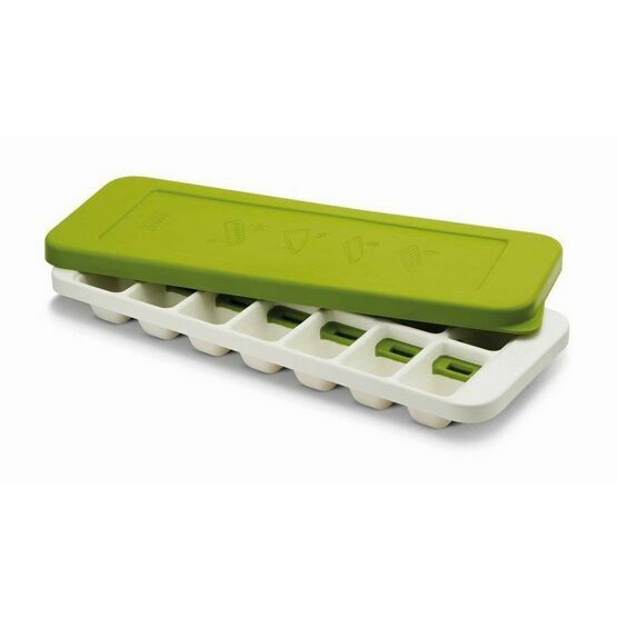 Joseph Joseph Quicksnap Ice Cube Tray Green
