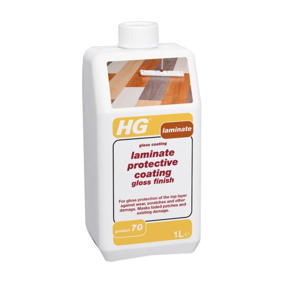 HG laminate protective coating gloss finish 1Ltr