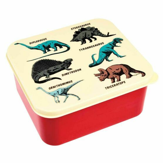 BPA Free Lunch Box Prehistoric Land 28212