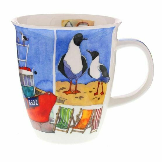 Dunoon Nevis Mug - Sea Breeze Assorted