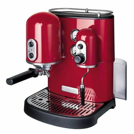 Kitchenaid Artisan Espresso Coffee Machine Empire Red