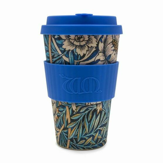 Ecoffee Cup Reusable Travel Cup Lily 400ml