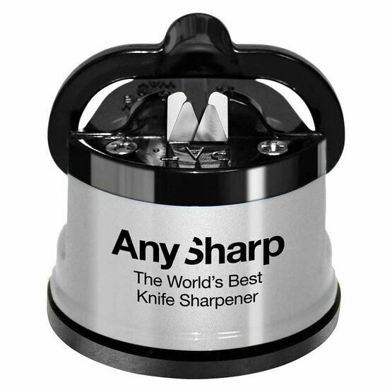 Knife Sharpener AnySharp Silver