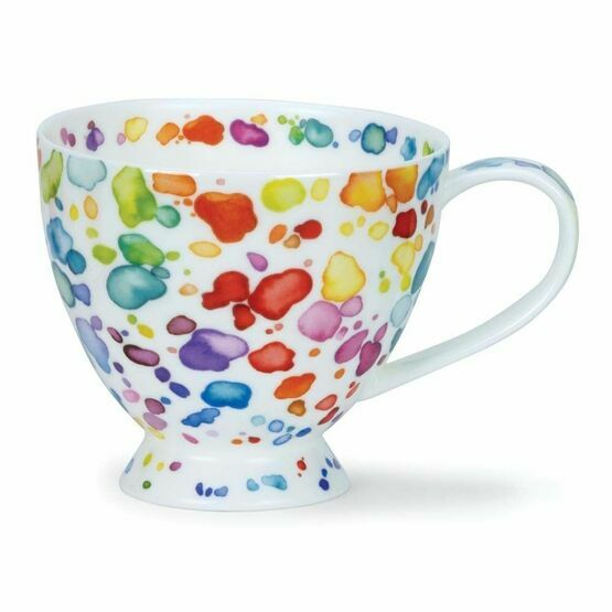 Dunoon Skye Fine Bone China Mug - Puddles