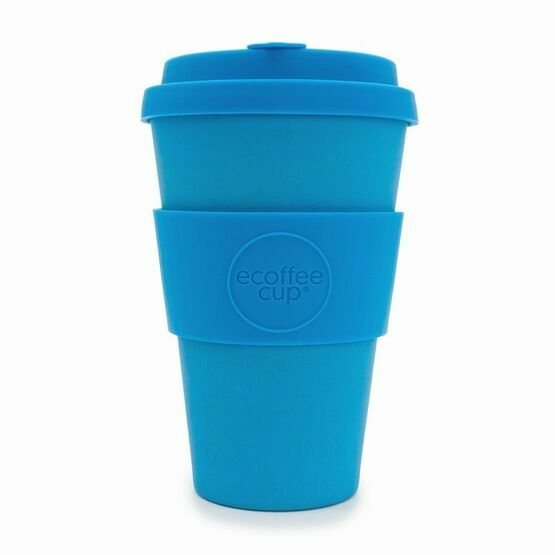 Ecoffee Cup Reusable Travel Cup Toroni Aqua 400ml