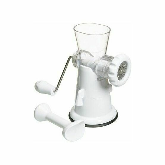 Plastic Mincer With Suction Clamp