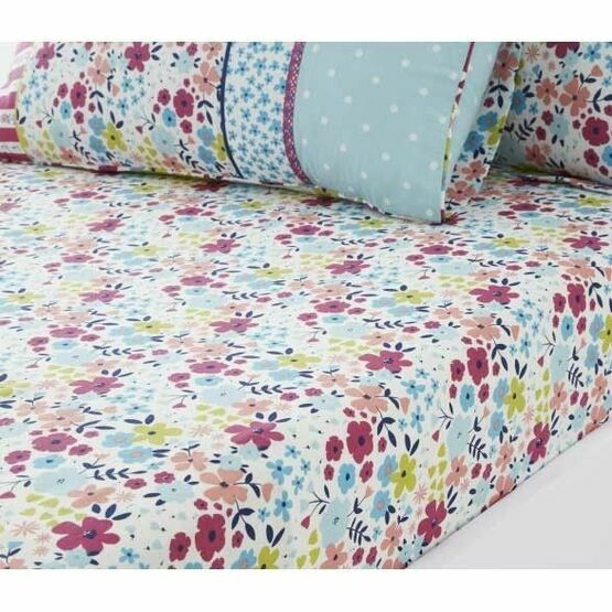 Fitted Sheet Joy Single Bed