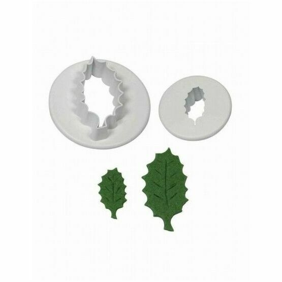 PME Holly Leaf Cutter