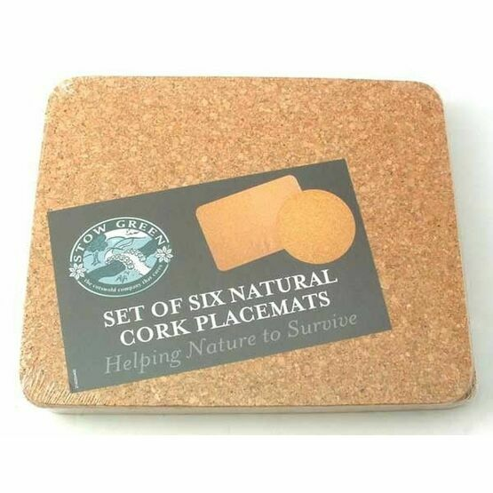 Stow Cork Placemats (6)