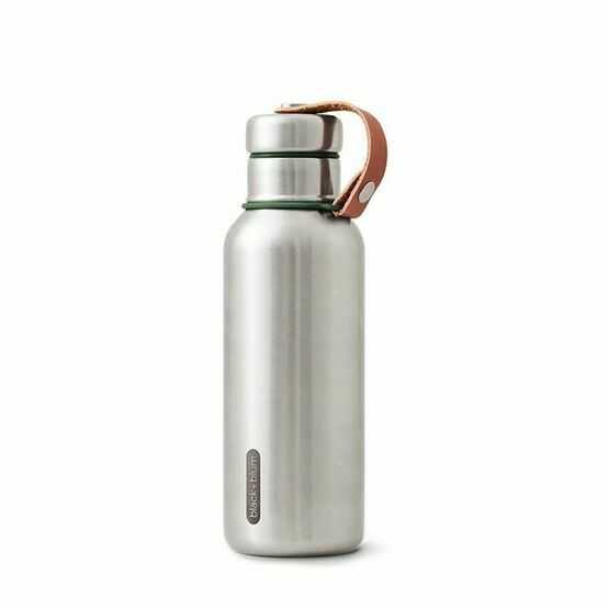 Black & Blum Insulated Water Bottle Olive 500ml