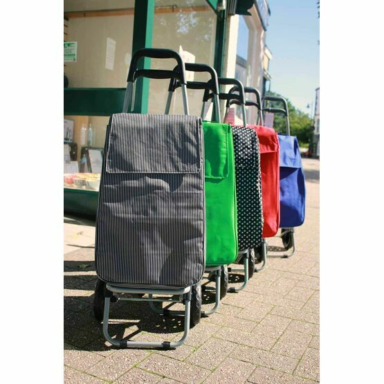 Thermal Shopping Trolley - Assorted designs