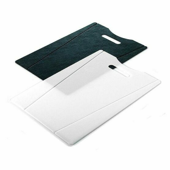 Kuhn Rikon Chopping Board set of 2 - Black & White