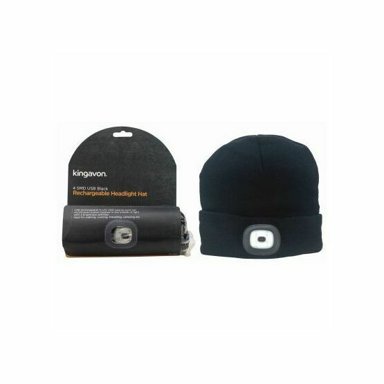 Led Torch Beanie Hat